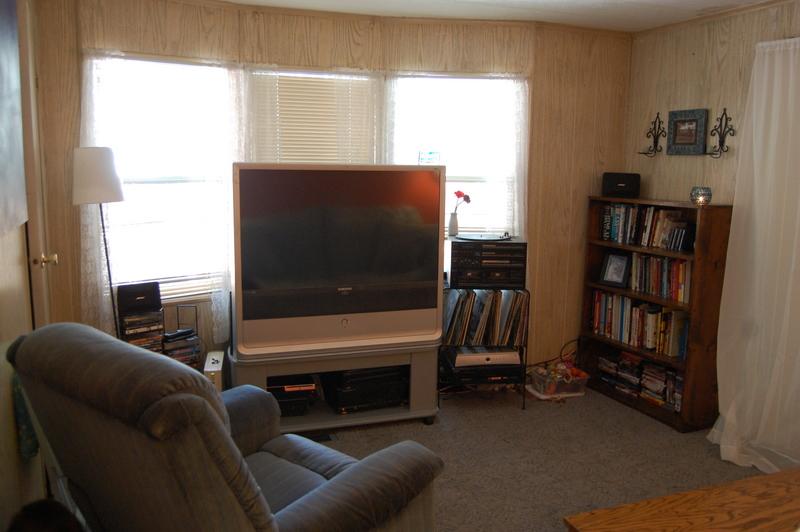 Inside the living room