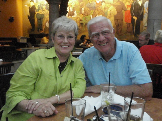 Bill and Sue Vandergriff
