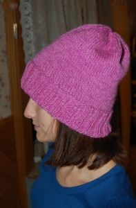 Sheena's hat