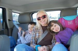 Noah, Grandma and Nora