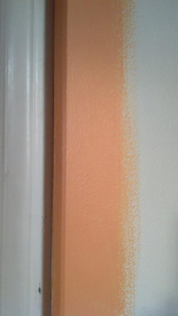 Orange Walls