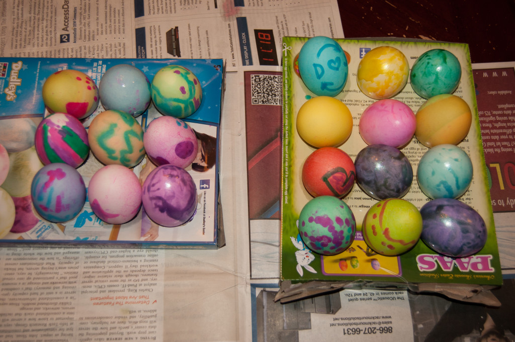 Our lovely eggs