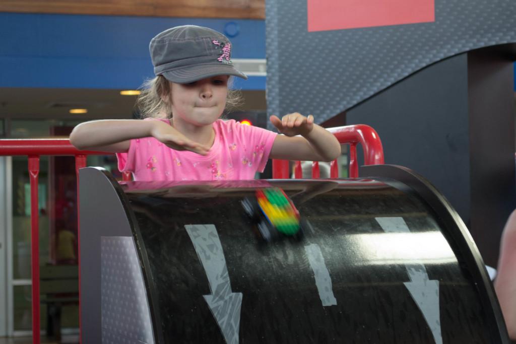 Nora's racecar