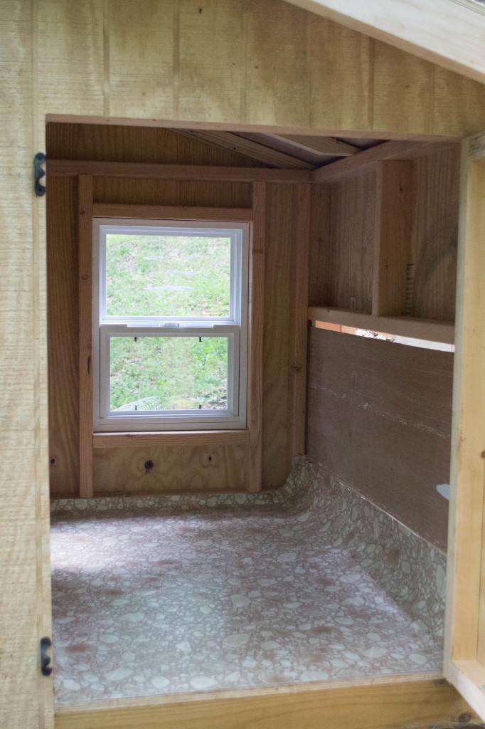 Coop Inside