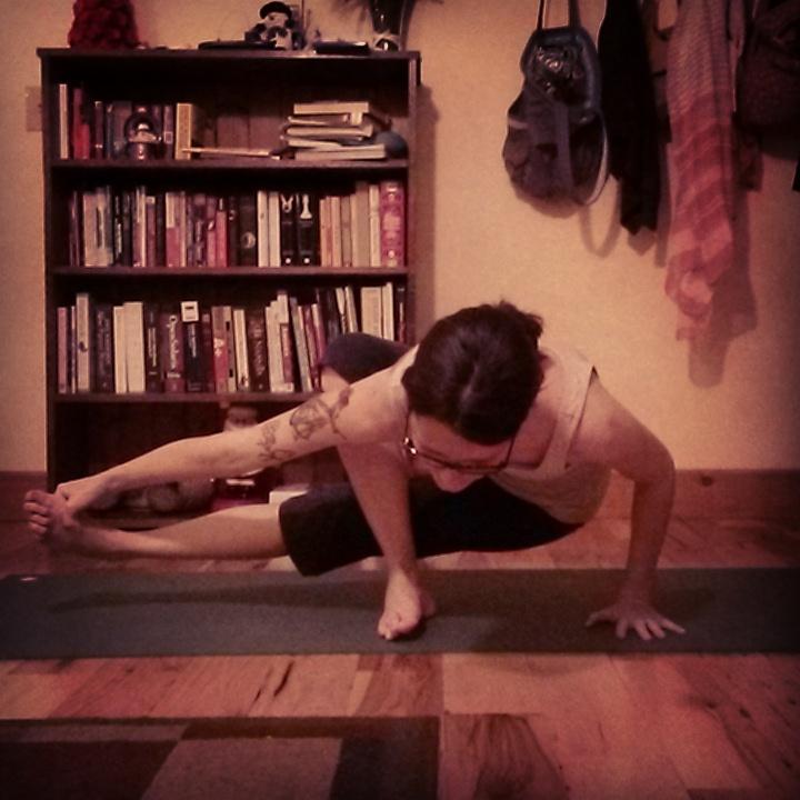 December Yoga